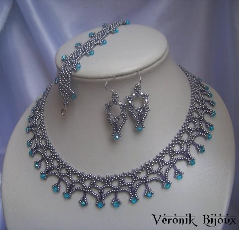 Veronik bijoux parure anissa - Plan de rocaille gratuit ...